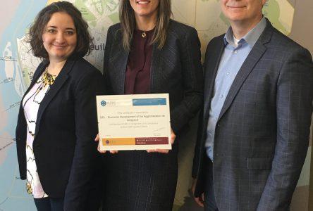 DEL obtient sa certification du réseau européen EBN