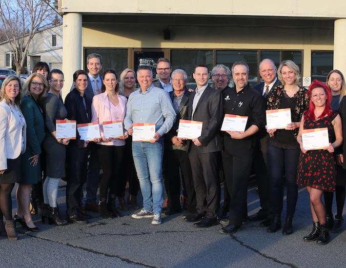La MRC honore les nouveaux entrepreneurs qui osent réaliser leurs rêves!