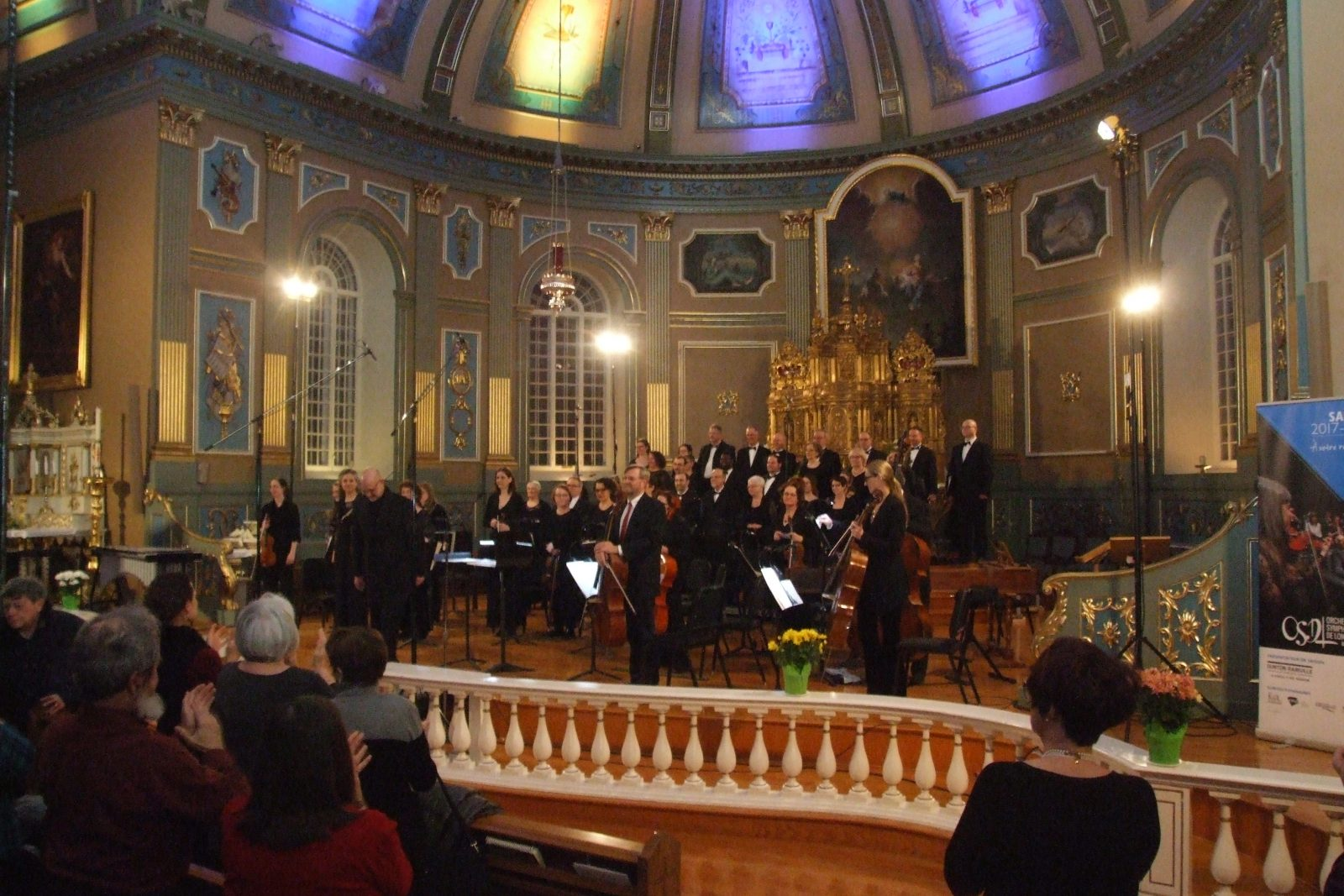 Deux créations québécoises jouées aux Concerts intimes de l'OSDL