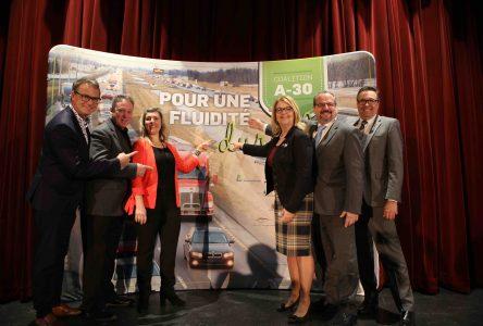 La Coalition se réjouit de la Politique de mobilité durable du Québec et demande des actions concrètes pour l'A-30