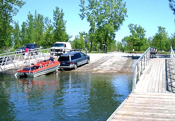 Poursuite de l'entente relative à l'accès à la rampe de mise à l'eau de la Plage municipale de Longueuil