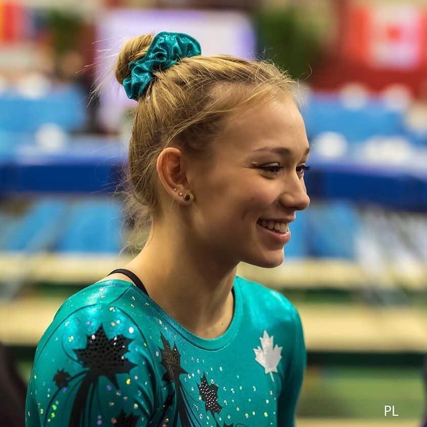 La gymnaste Sarah Millette reçoit une bourse de 4000 $