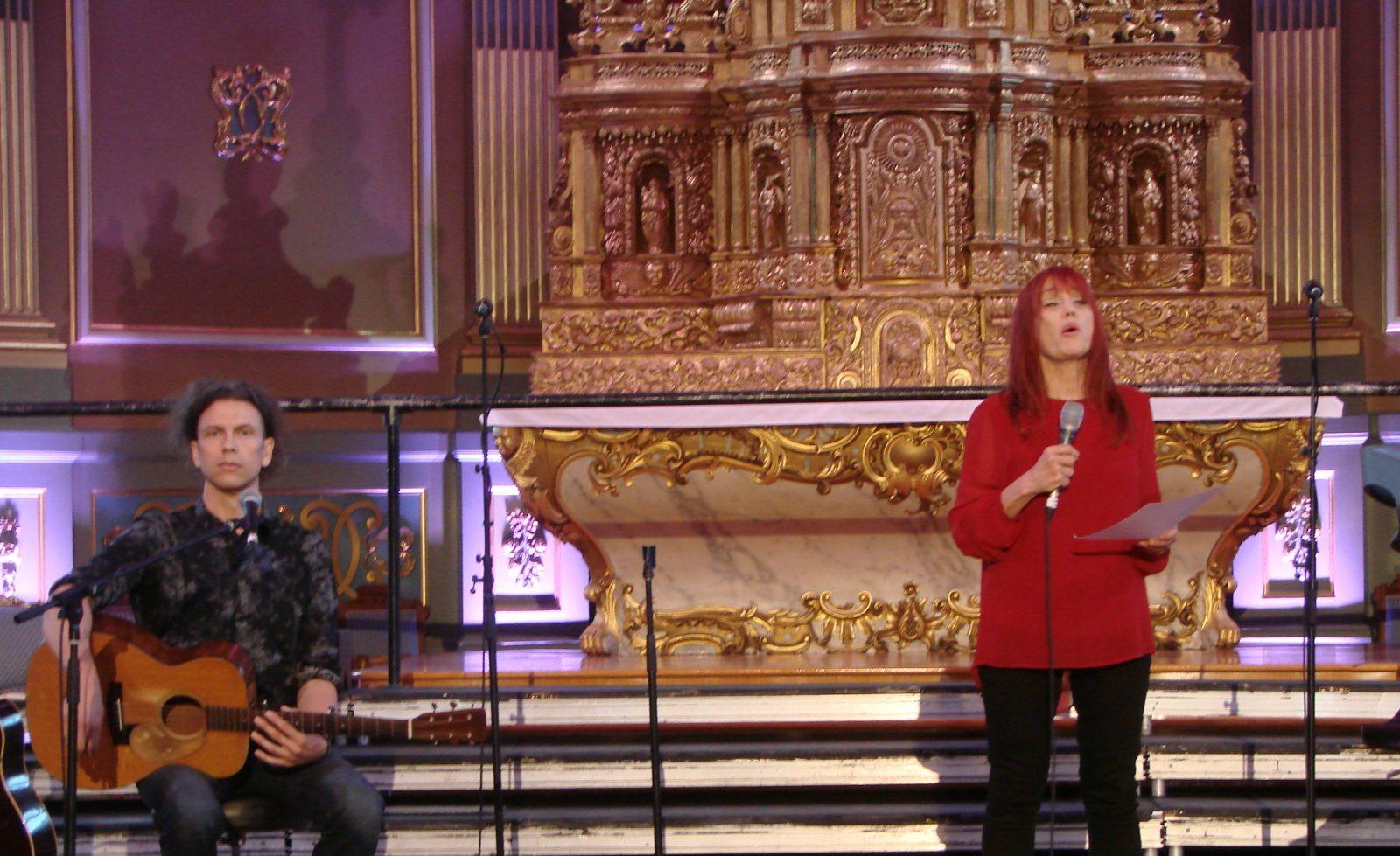 Chloé Ste-Marie offre un magnifique concert pour la Maison Gilles-Carle