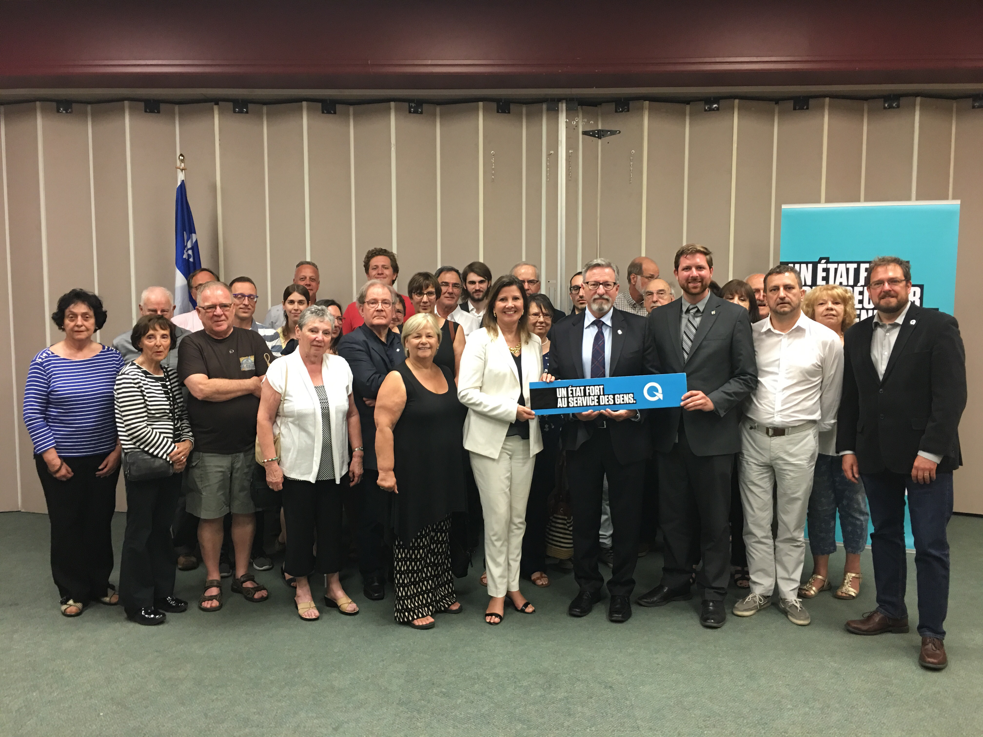 Daniel Michelin remporte l'investiture du Parti Québécois dans Montarville