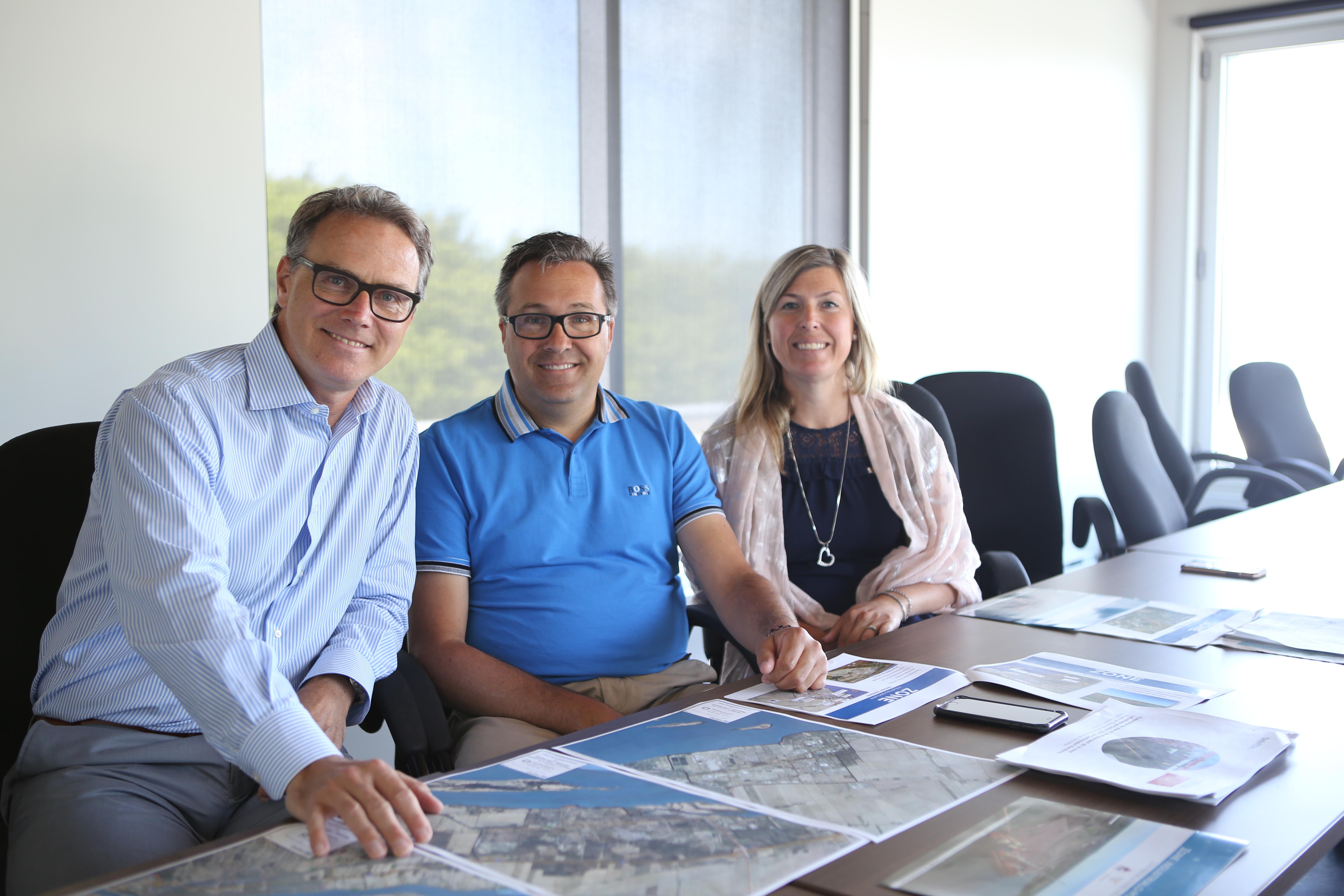 Zone industrialo-portuaire Contrecœur–Varennes: un plan de prospection internationale se met en branle