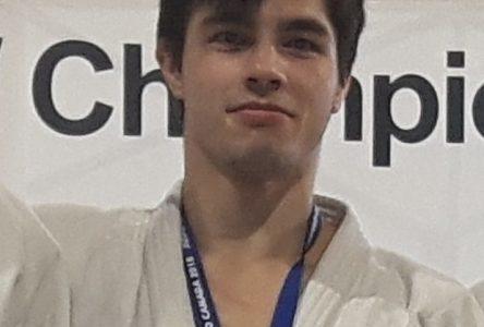 Jacob Valois termine au 5e rang à la Coupe panaméricaine