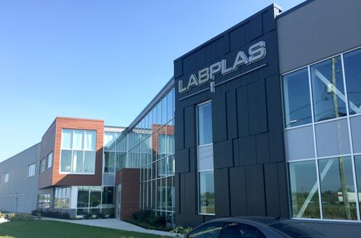 Une aide financière de 2 550 000 $ à l'entreprise Labplas de Sainte-Julie