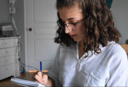 Une jeune élève de l'école De Mortagne remporte le concours « Prise 7 – Action !»