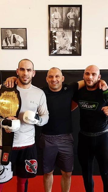 Arts martiaux mixtes : Yohan Lainesse fait le saut chez les professionnels