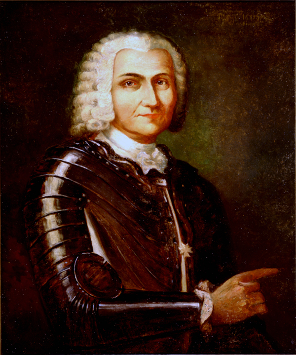 Un colloque international cet été à Longueuil en l'honneur de Jean-Baptiste Le Moyne de Bienville