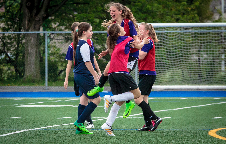 La Suède pour des joueuses de soccer de Boucherville