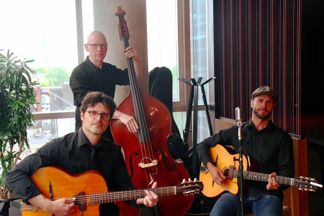 Les Rendez-vous champêtres Desjardins accueillent Gypsy Strings le 8 juillet