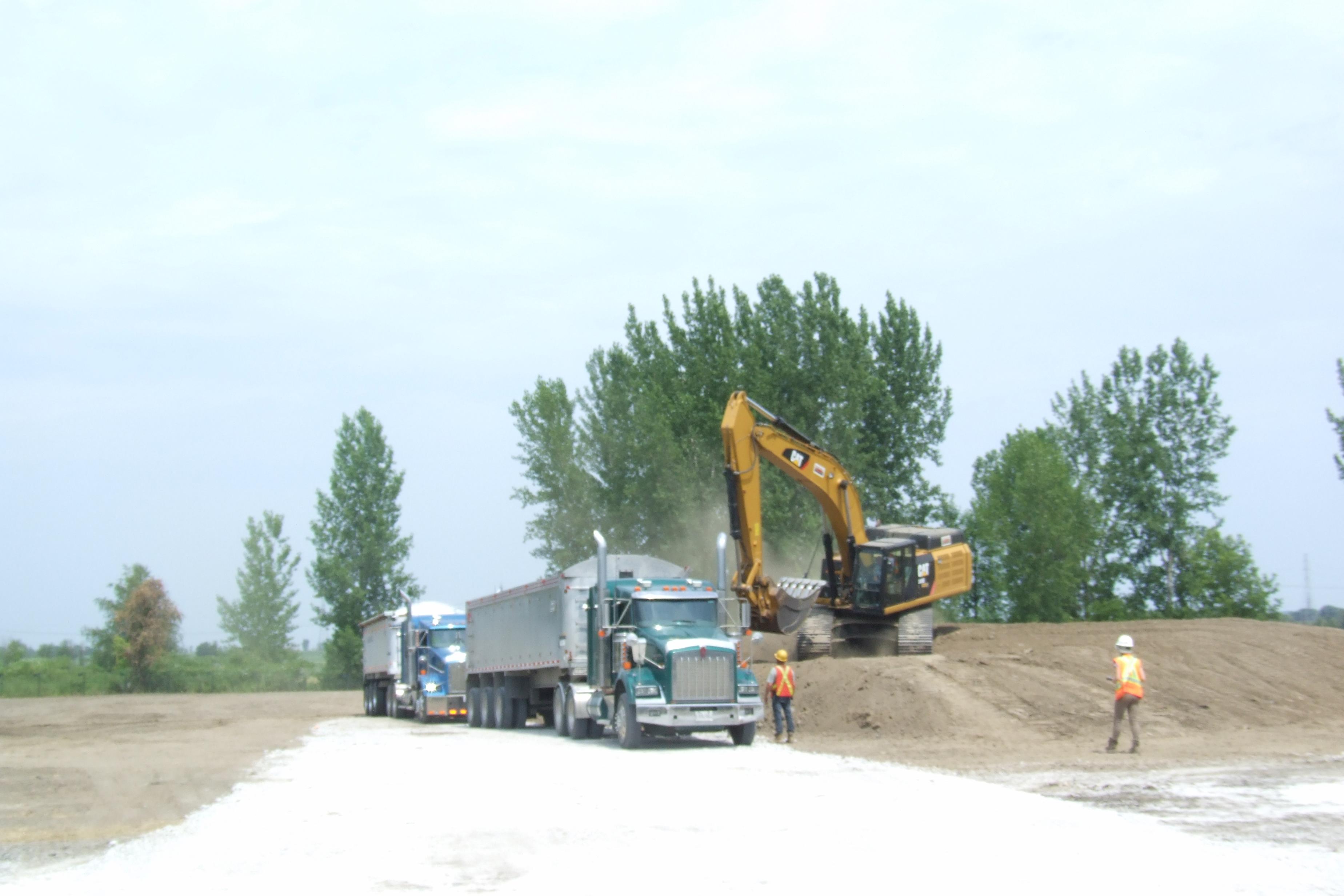 Mise en chantier d'un projet d'habitation locatif de 96 unités dans le secteur est de Boucherville