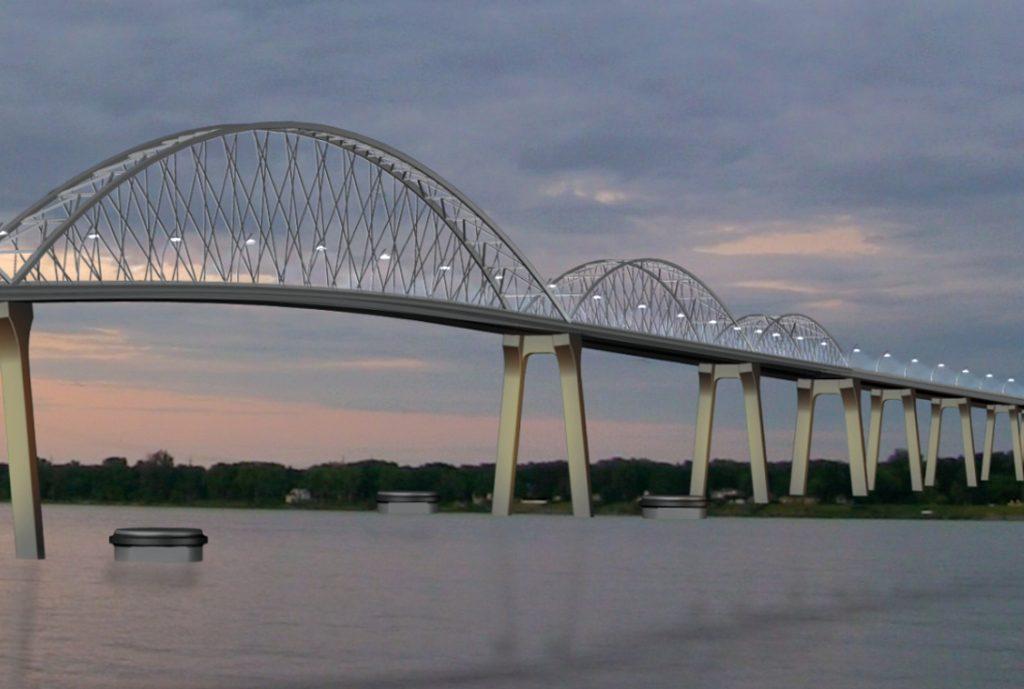 La Ville de Contrecœur appuie le projet de pont entre Sorel-Tracy et Lanoraie à l'horizon 2028