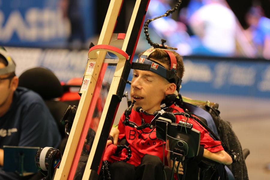 Le Verchèrois Éric Bussière vise les Jeux paralympiques de Tokyo en 2020!