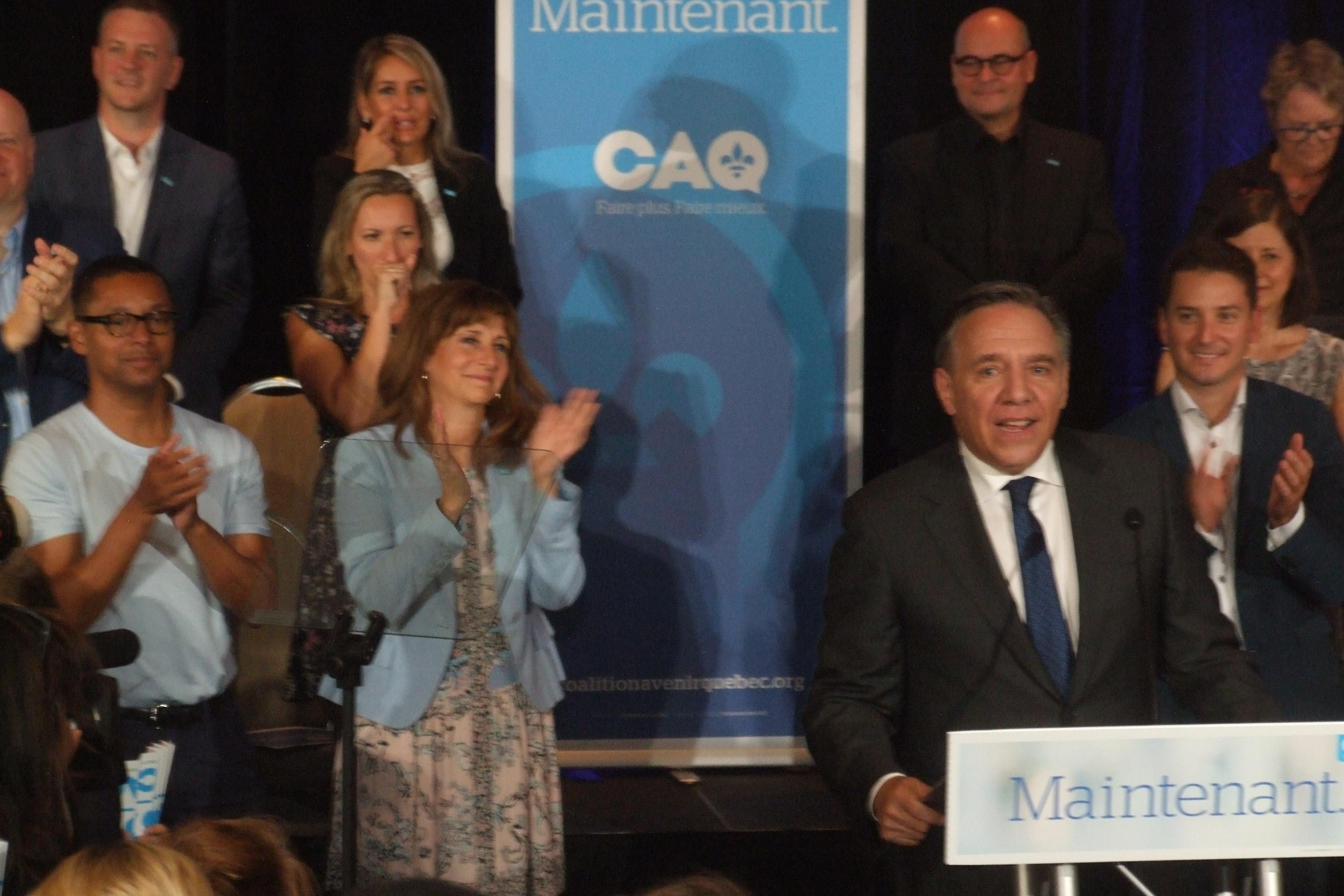 L'instauration de la prématernelle à 4 ans libérerait 50 000 places en garderie selon la CAQ