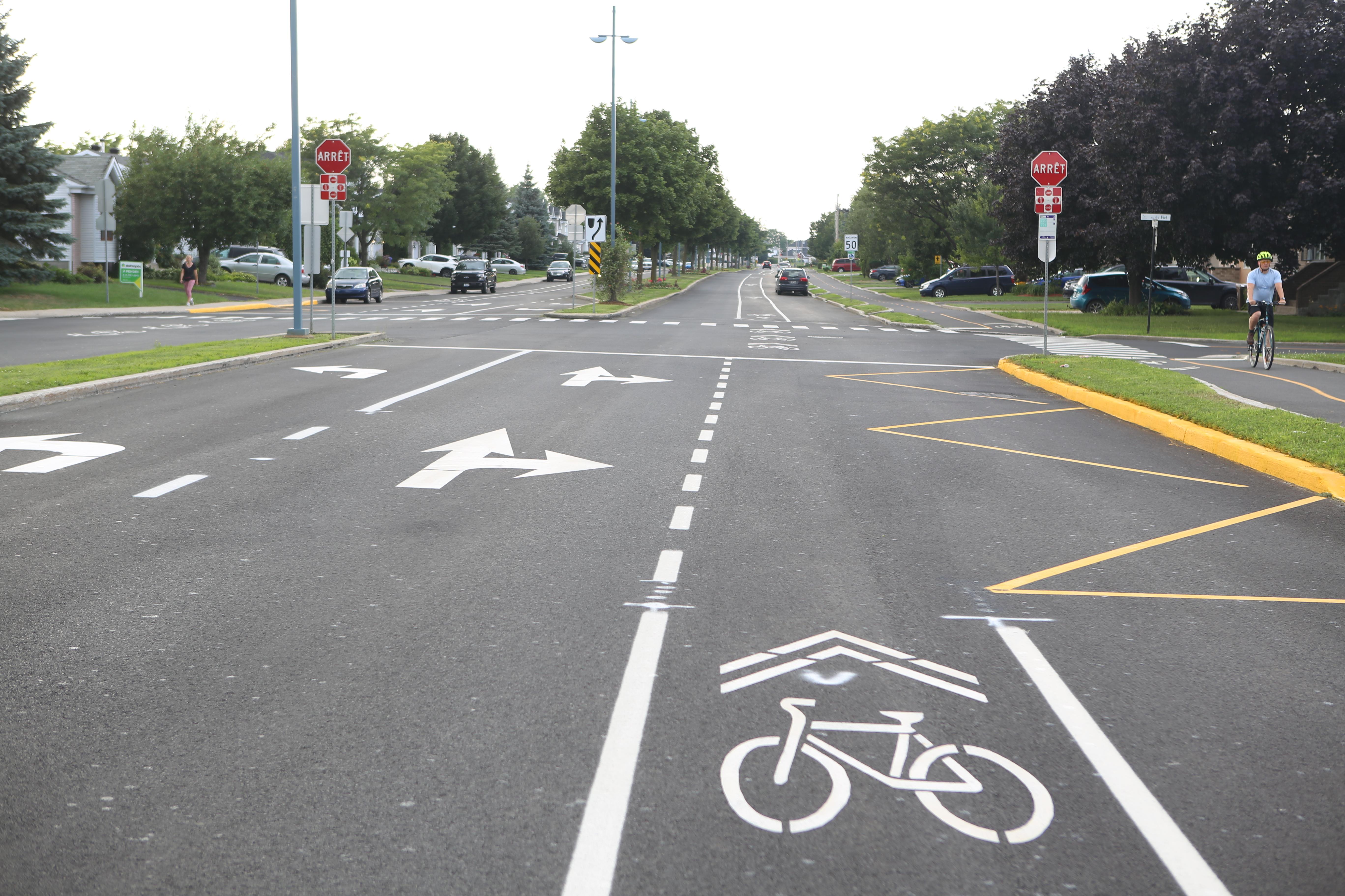 La CMM veut doubler le nombre de déplacements quotidiens à vélo d'ici 2031