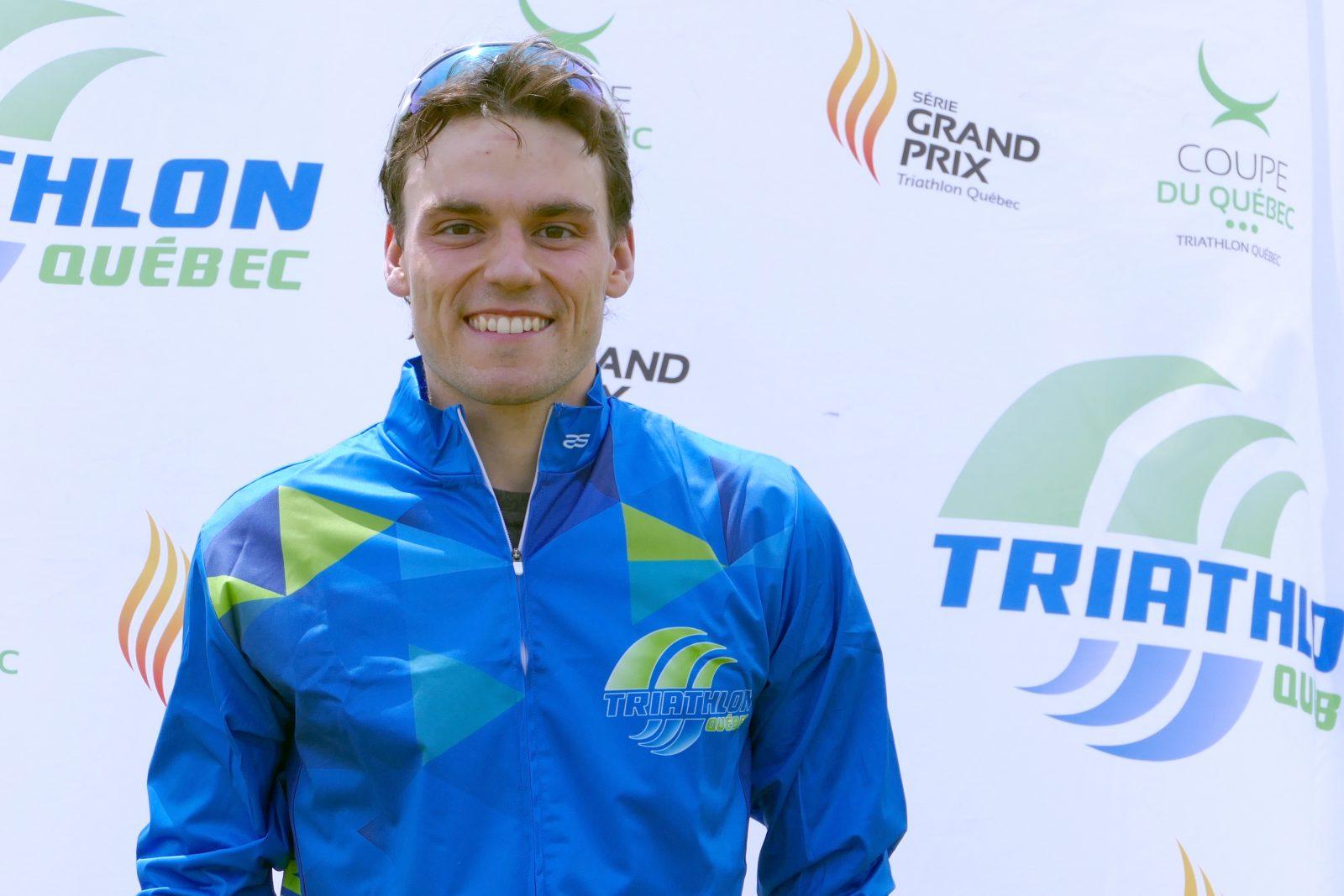 Un Julievillois participera à la Coupe panaméricaine de triathlon CAMTRI