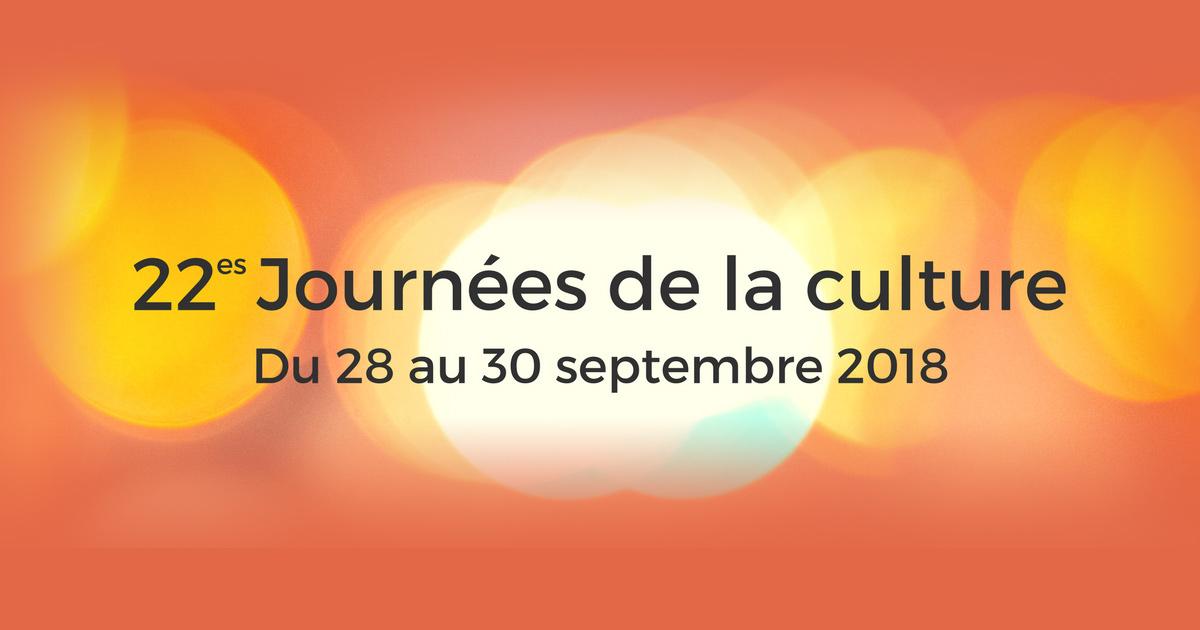 Les Journées de la culture 2018 à Boucherville, des activités pour tous!