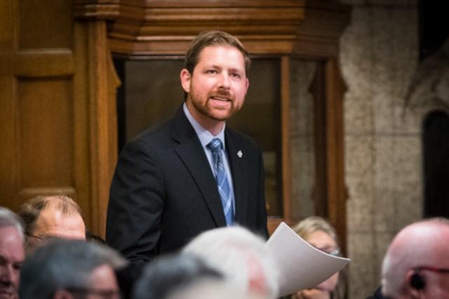 Projet d'expansion du port de Montréal à Contrecœur: Xavier Barsalou Duval demande à être rassuré quant aux intentions d'Ottawa
