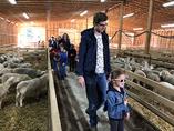 Portes ouvertes sur les fermes en Montérégie :  38 000 personnes ont visité leurs voisins agriculteurs