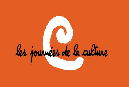 Les Journées de la Culture, les 28, 29 et 30 septembre 2018 à Varennes