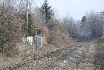 Un comité ferroviaire en voie de préparation à Boucherville