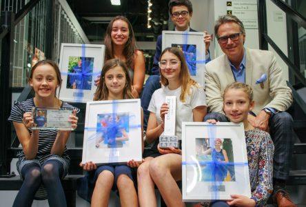 3FNRGIE : De jeunes athlètes récompensés