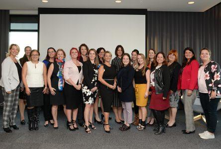 La cohorte Leadership au féminin 2018 de la CCIRS se termine avec succès