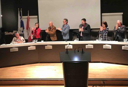 Le conseil municipal de Varennes remercie Lyne Beaulieu pour sa grande implication