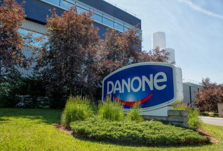 Danone fait don de plus de 408000 produits laitiers et d'origine végétale à Moisson Montréal et Rive-Sud