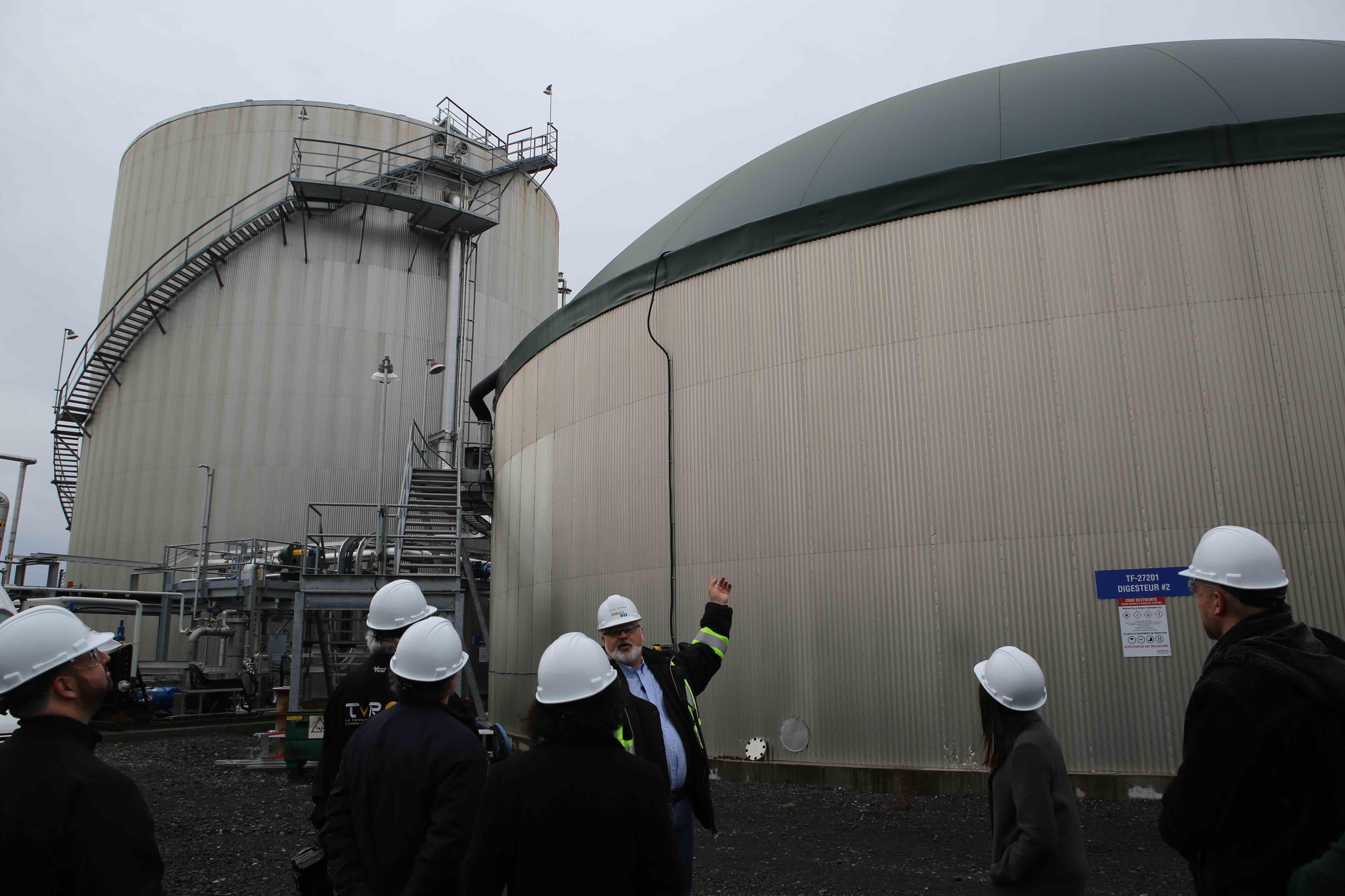 Les matières organiques de Saint-Bruno seront valorisées à Varennes