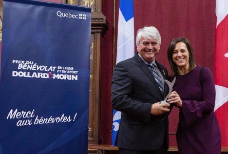 Le conseil municipal félicite le Varennois Jean Poulin, récipiendaire du prix Dollard-Morin