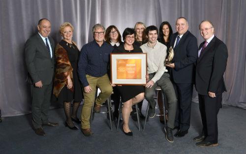 Le CISSS de la Montérégie-Centre reçoit un Prix d'excellence de l'administration publique de Québec 2018