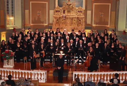 Un joyeux concert dans la pure tradition de Noël