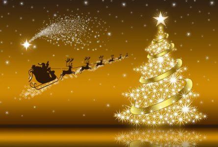 4e édition du concert de Noël au parc Cartier-Richard à Contrecoeur