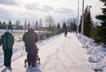 Profiter des joies hivernales à Boucherville