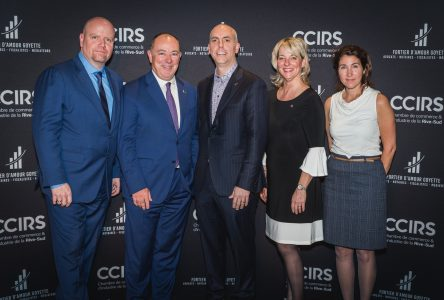 Un début d'année festif pour les membres de la CCIRS