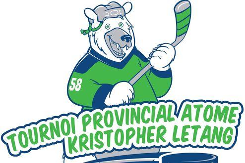 20e édition du Tournoi provincial atome Kristopher Letang à Sainte-Julie