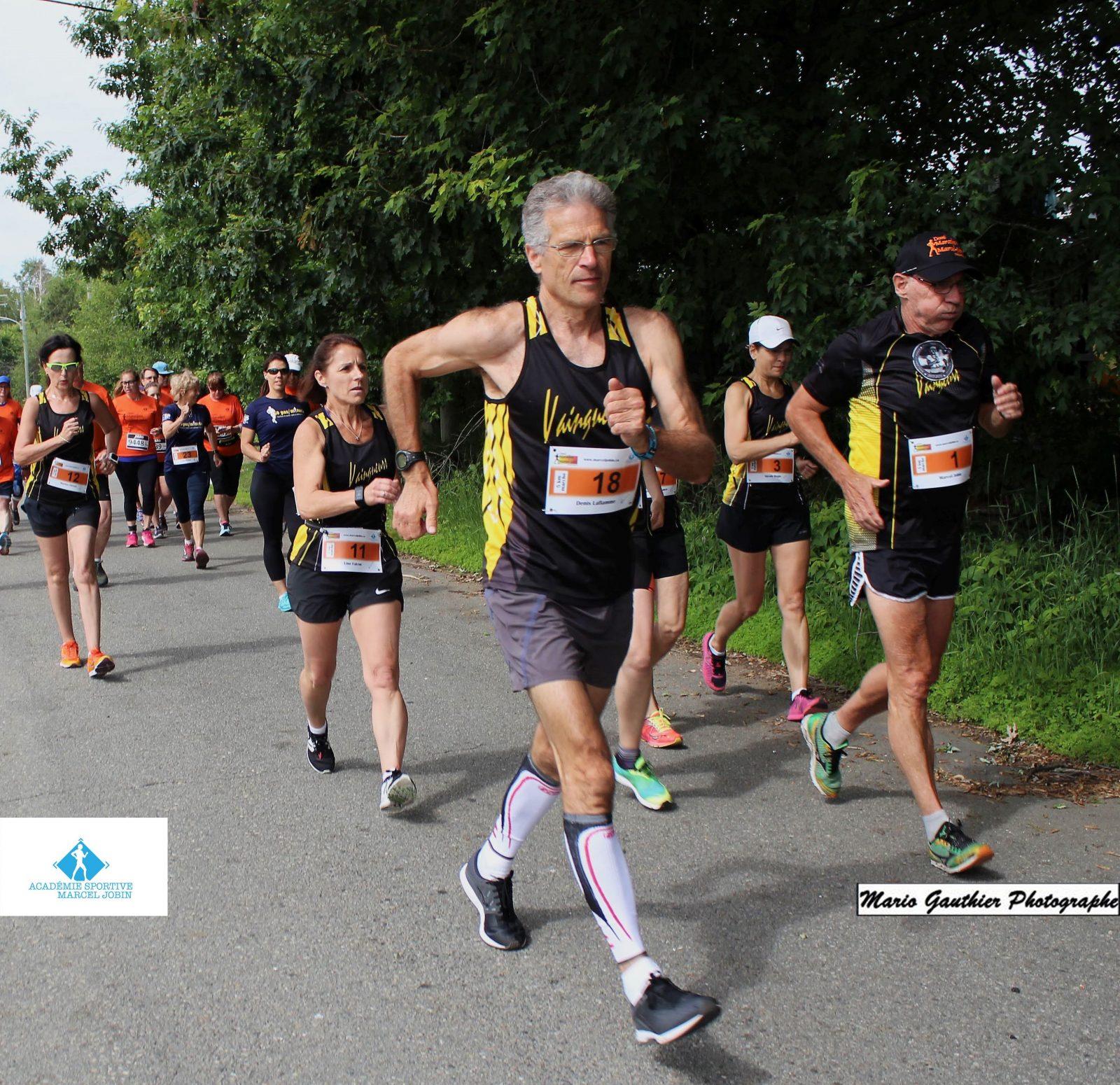 Denis Laflamme en route vers le sommet aux Championnats du monde en marche athlétique