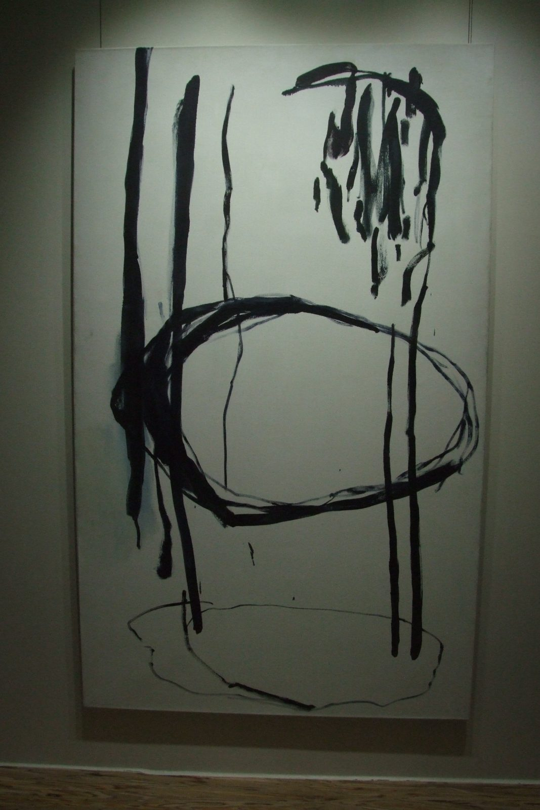 Les tableaux de Laurence Belzile présentés à la galerie du Café centre d'art