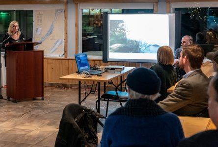 Lancement du Comité pour la protection des berges du Saint-Laurent et d'une pétition électronique