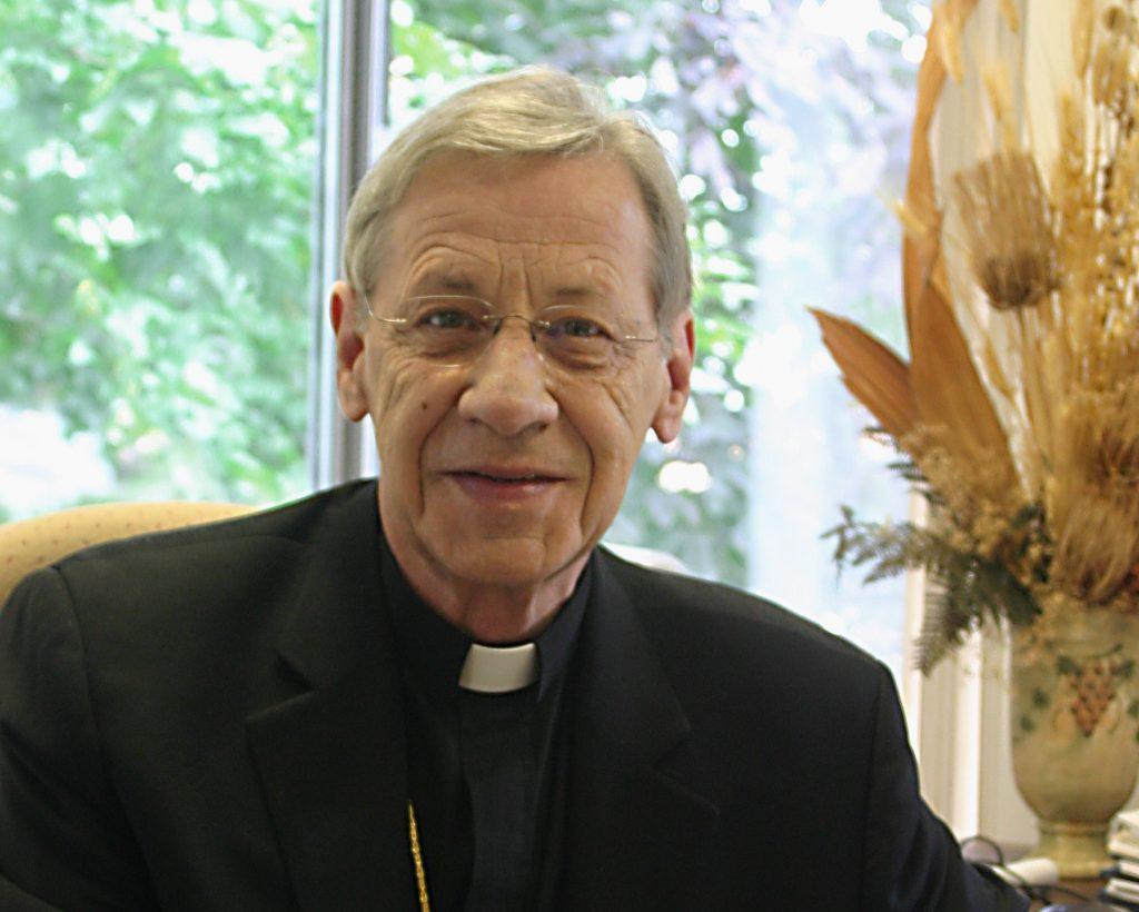 Mgr Jacques Berthelet s'éteint à l'âge de 84 ans