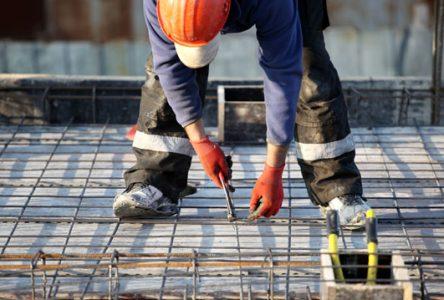Le domaine de la construction est en plein essor dans la région!
