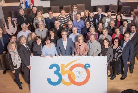 Coup d'envoi à l'organisation des fêtes du 350e anniversaire de Varennes