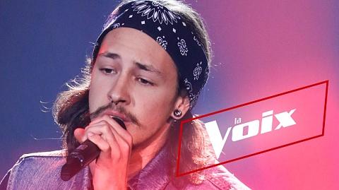 Le Julievillois Jacob Guay fait une entrée émouvante à l'émission « La Voix »!