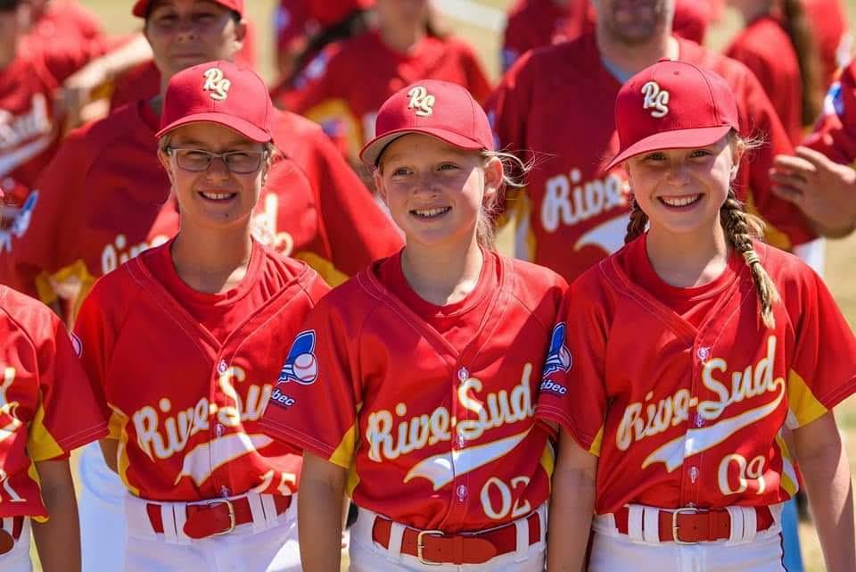 Le baseball : de plus en plus un sport de filles !