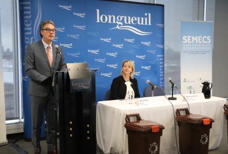 Les déchets organiques de Boucherville transformés en biogaz à Varennes à compter de janvier 2023
