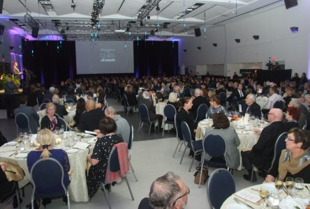 La 12e édition de la Grande Soirée annuelle de la Fondation Jeanne-Crevier attire plus de 300 personnes