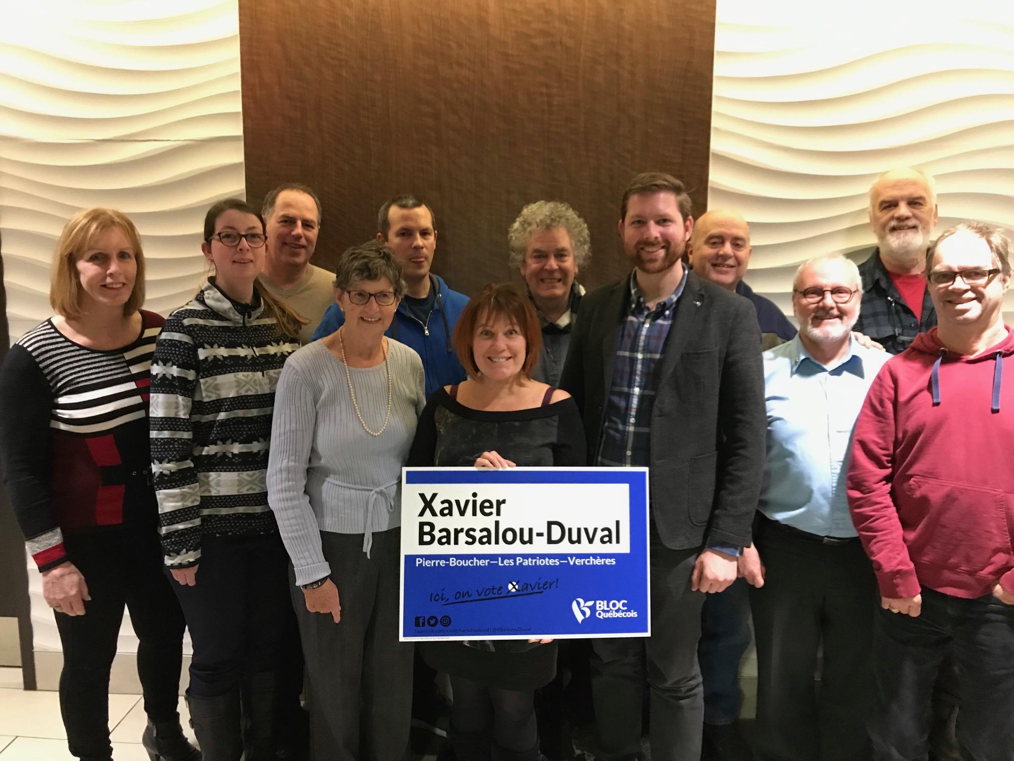 Bloc québécois: une équipe renouvelée et prête pour les élections d'octobre
